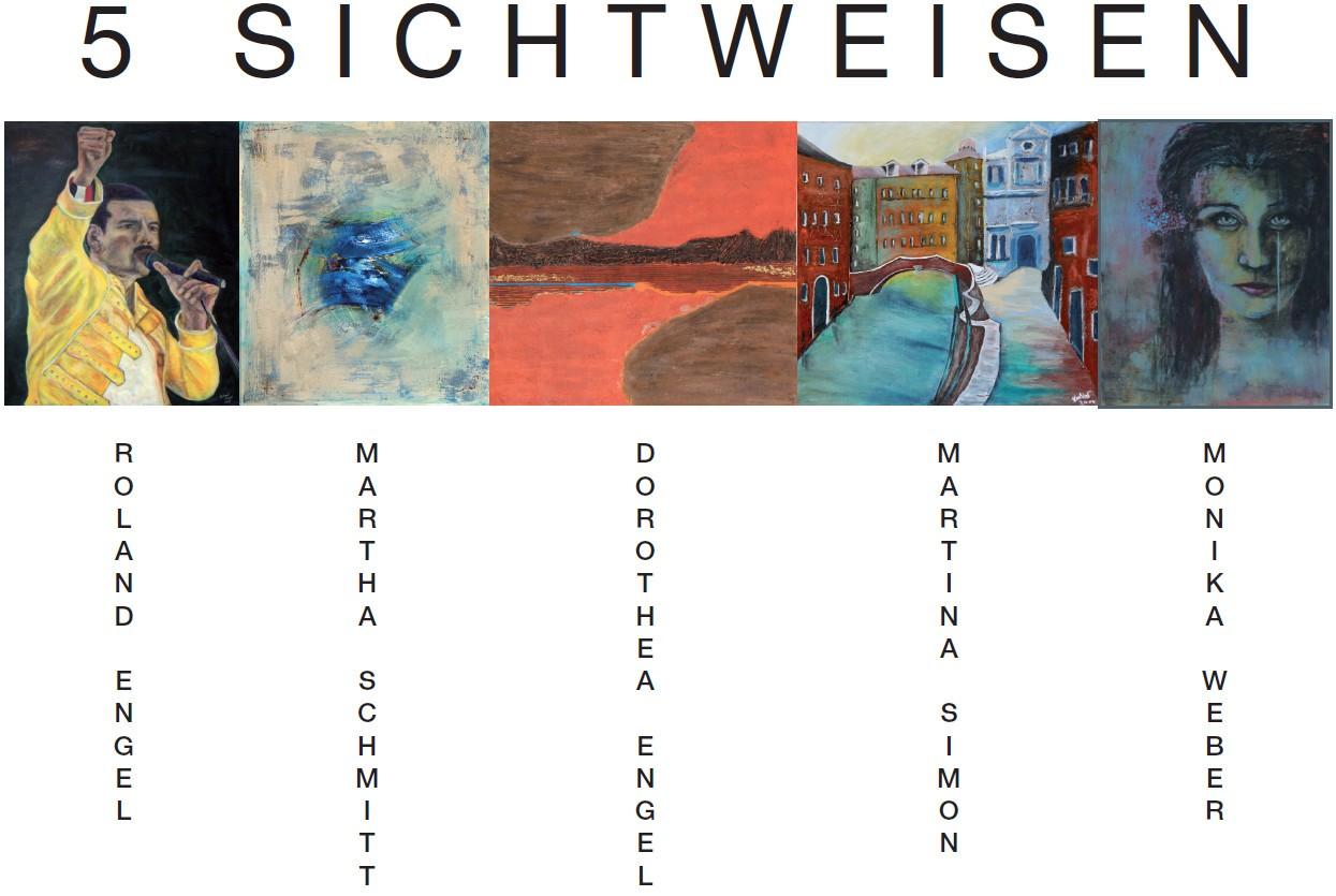 """38. Schwalbacher Kunstausstellung der Gruppe un""""ART""""ig"""