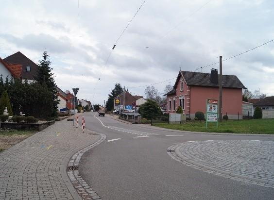 """Erneuerung der Versorgungsleitungen in der """"Ensdorfer Straße"""""""