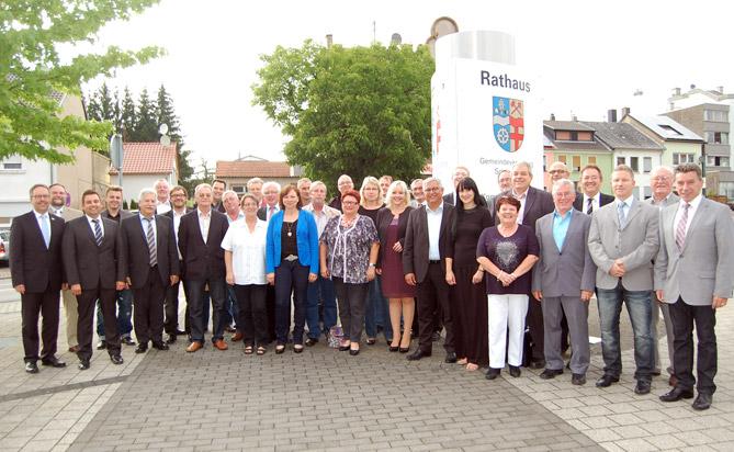 Gemeinderat Schwalbach