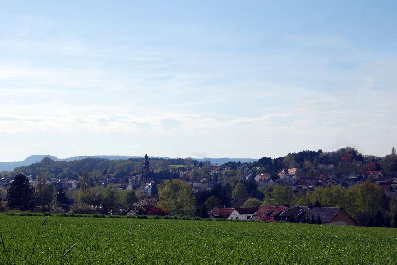 Ortsansicht Hülzweiler